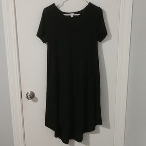 Black LulaRoe Carly